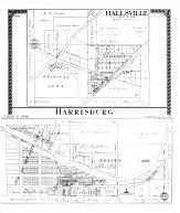 Hallsville, Harrisburg, Boone County 1917